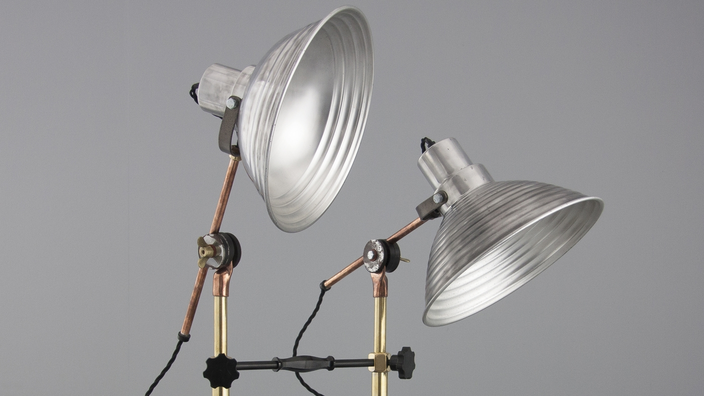 The Perihel Vintage Sunlamp