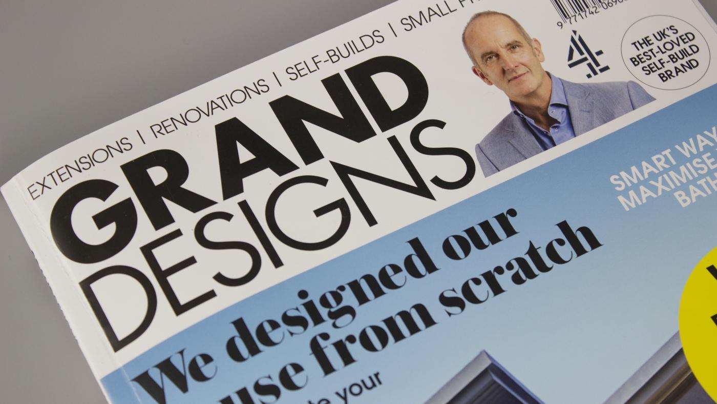 Grand Designs: Inspiring ideas featuring Skinflint's 1930s Bauhaus factory lights