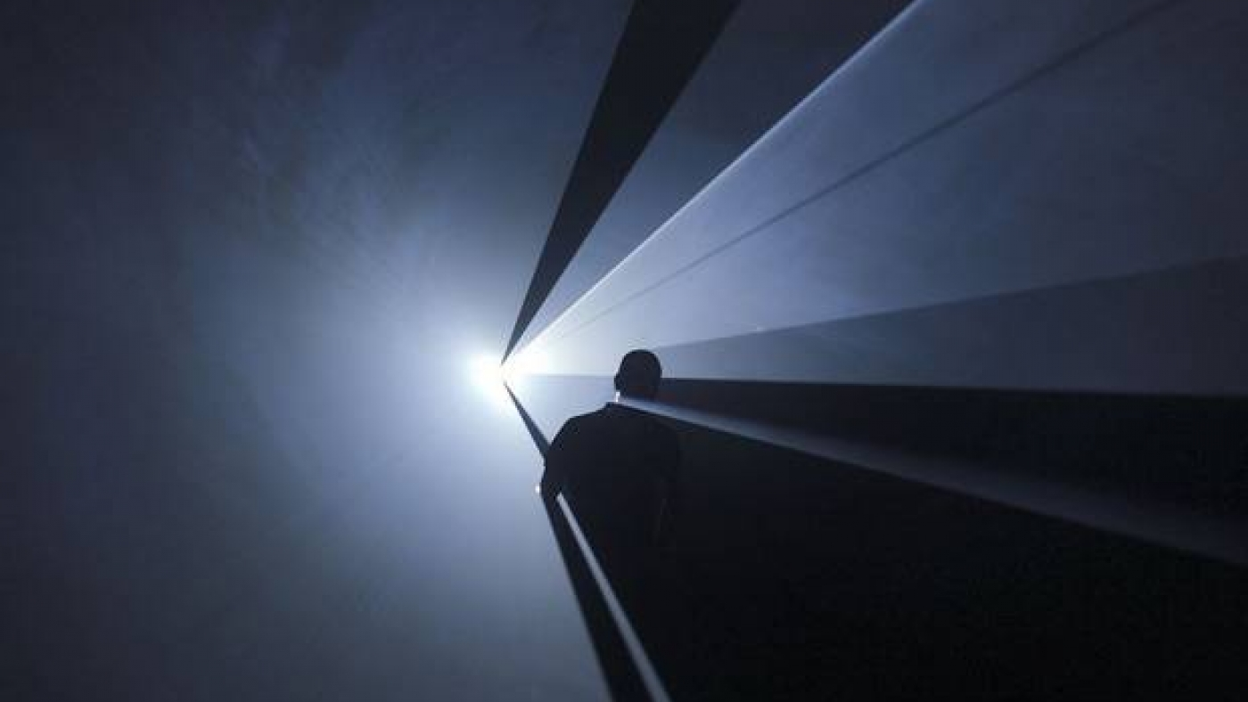 Light Show: Hayward Gallery, London