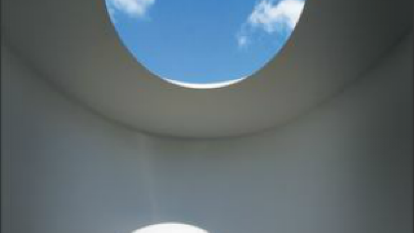 Monumental Light: James Turrell's Skyspaces