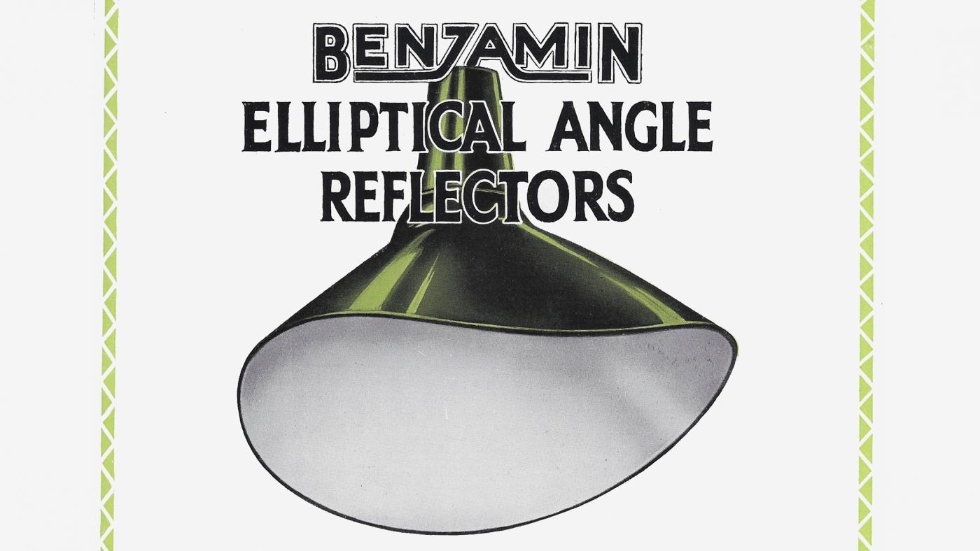 A history of angled enamel shades
