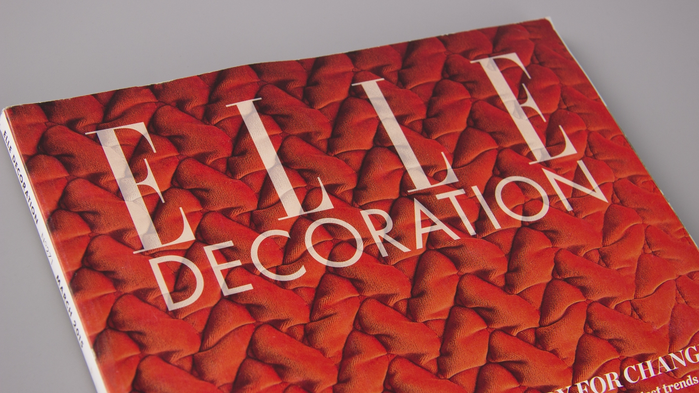 Elle Decoration: Featuring Skinflint's latest lighting collection