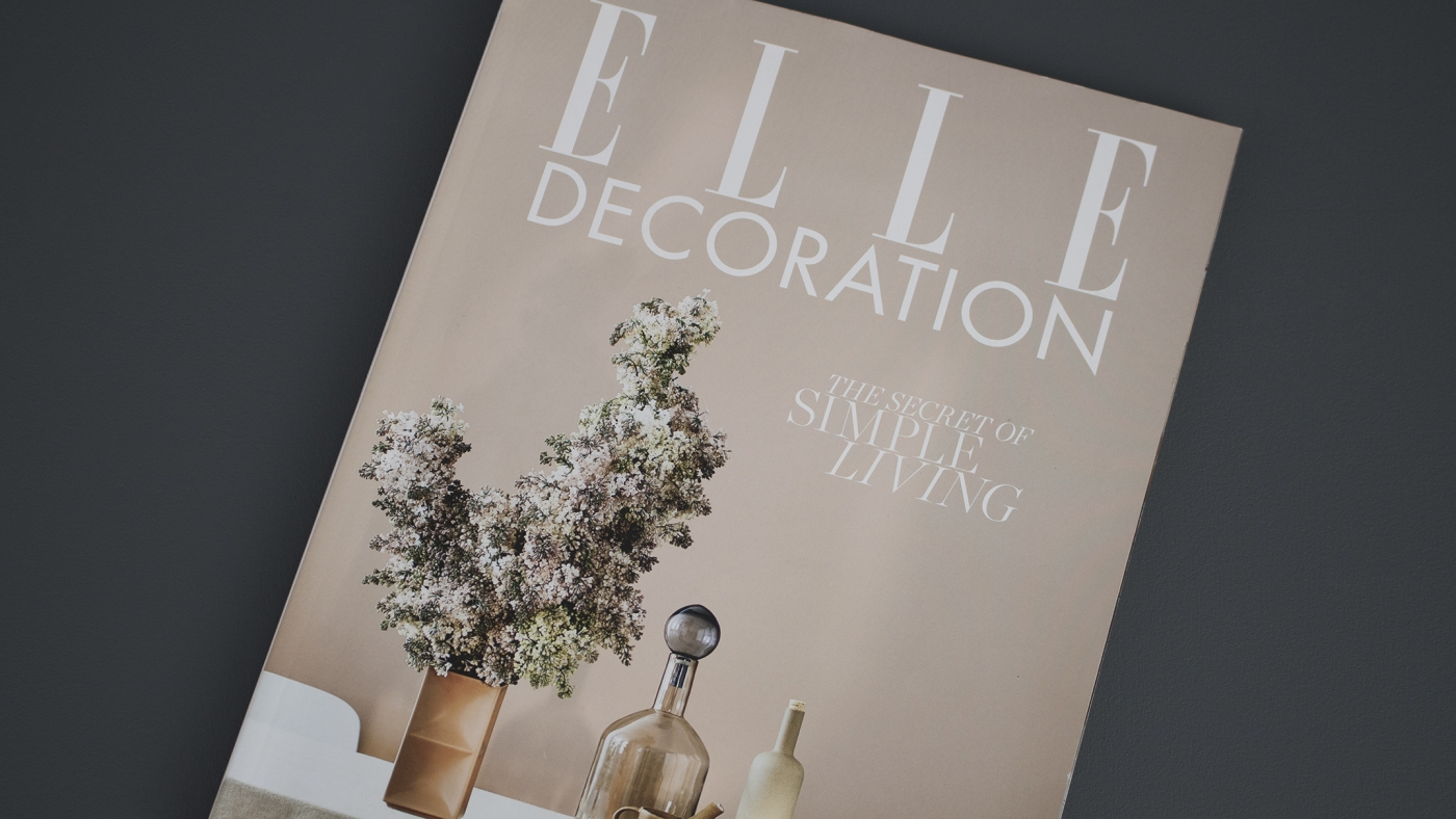 Elle Decoration - Eastern Bloc factory shades