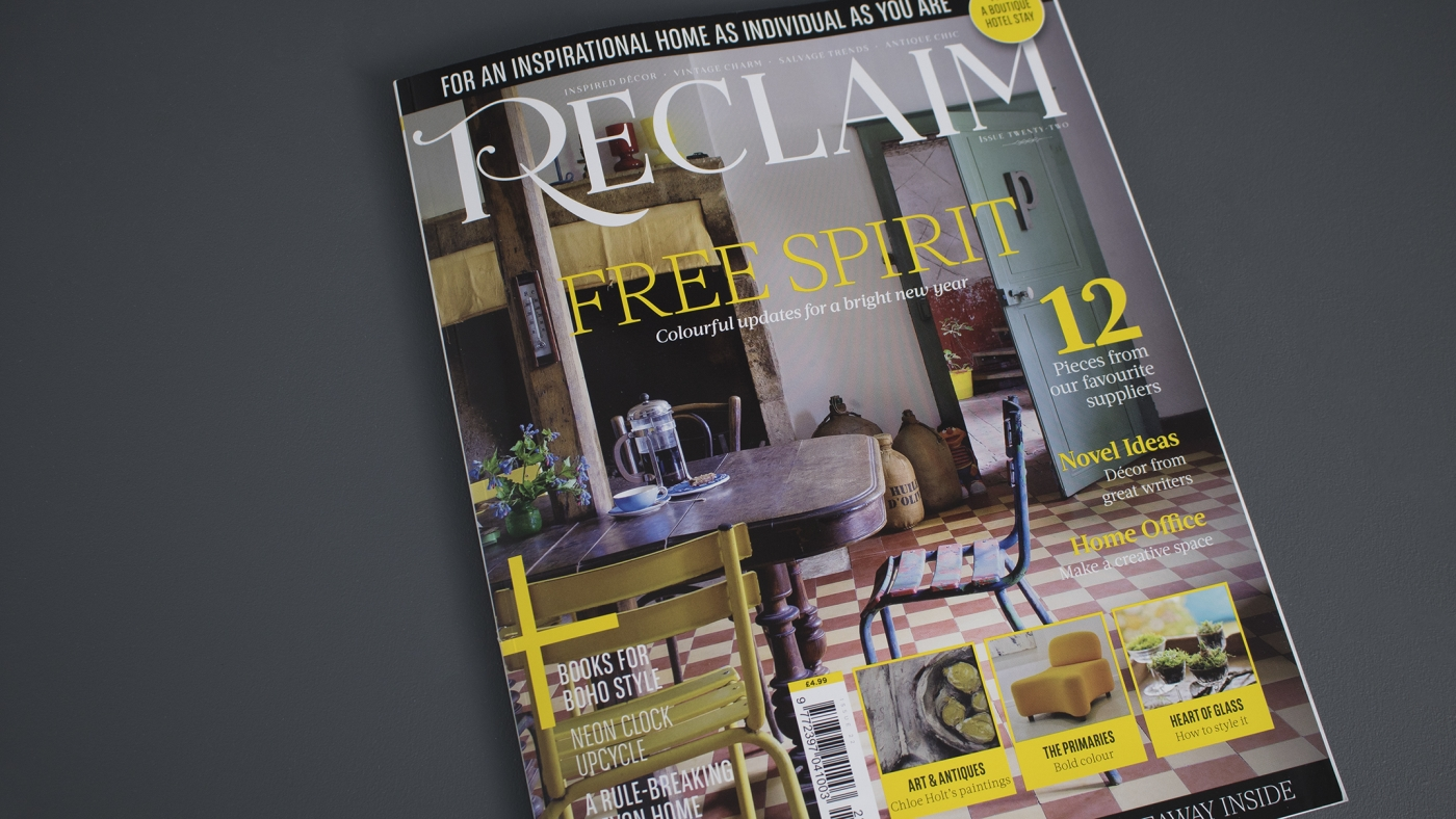 Reclaim: Issue twenty two, The Office