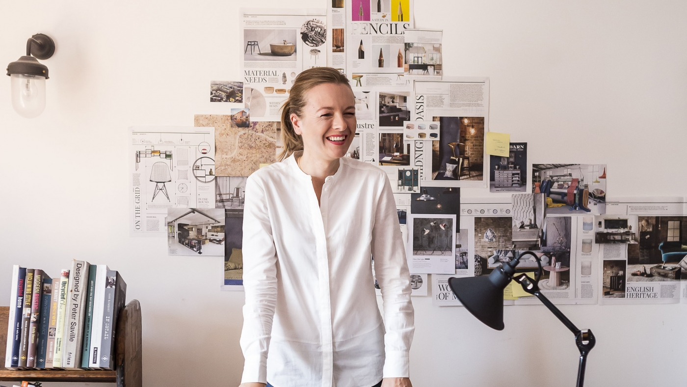 Skinflint Meets: Sophie Bush, founder and editor of Warehouse Home