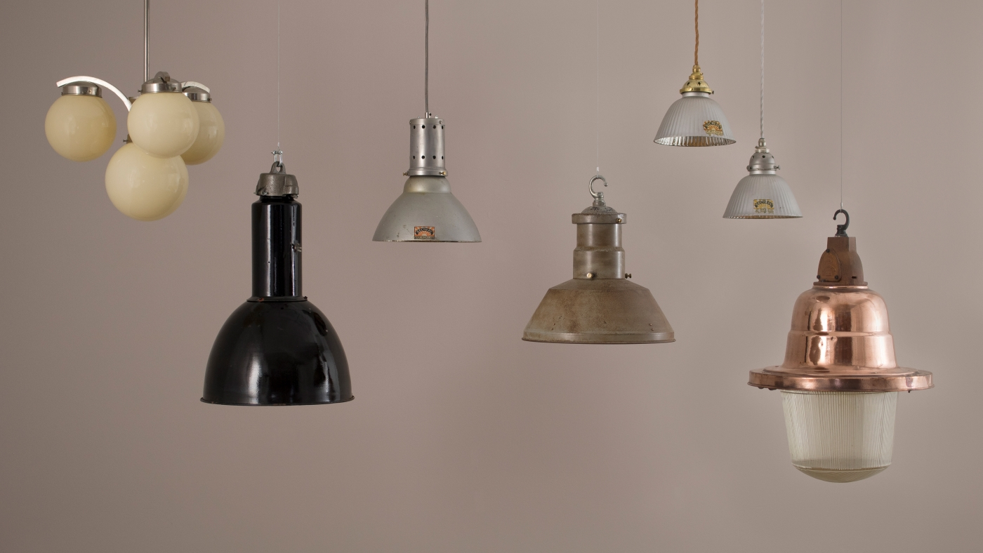 The Antique Lighting Collection by skinflint