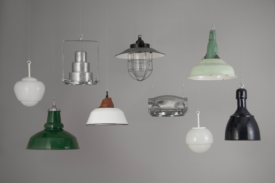 Vintage Kitchen Lighting Collection | skinflint
