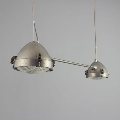 Salvaged British tank lights & Vintage Industrial Pendant Lighting UK | Skinflint azcodes.com