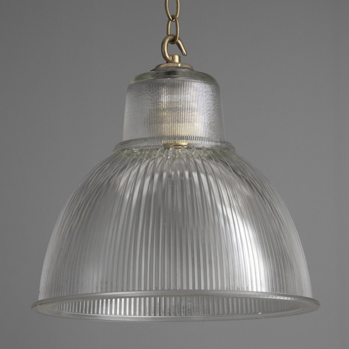 French Textile Factory Lights Type 1 Skinflint