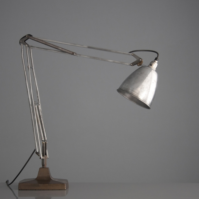 Vintage Desk Lamp By Herbert Terry Amp Sons Of Redditch