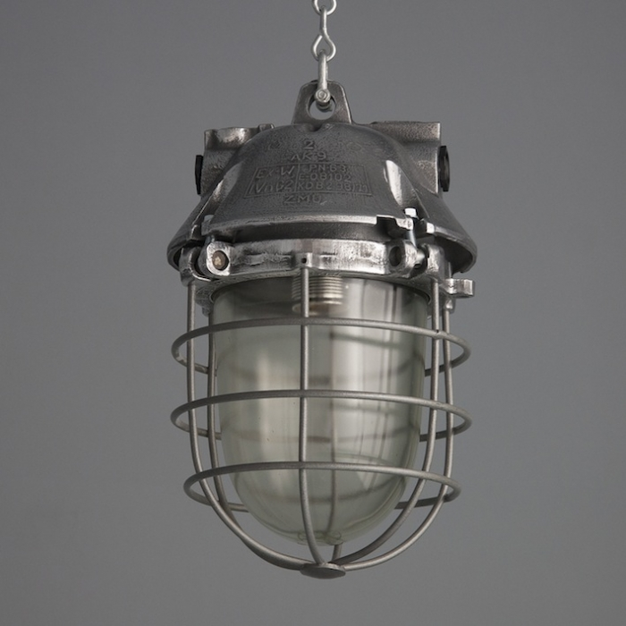 Polish Industrial Lights Skinflint