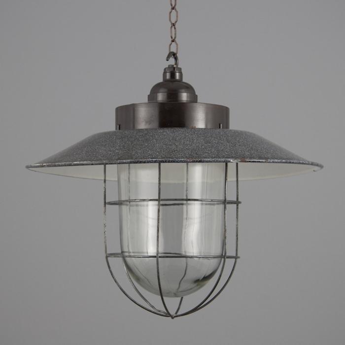 Commercial Lighting Types: Industrial Czech Pendant Lighting
