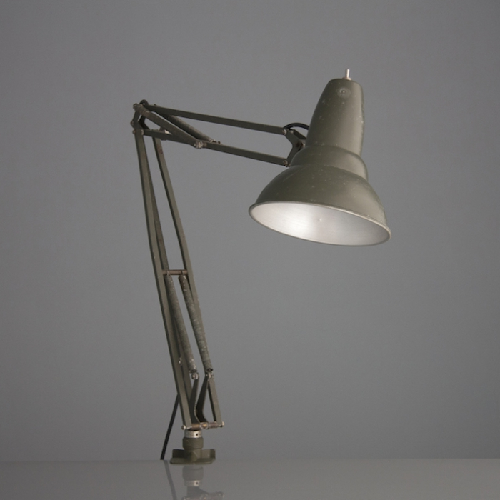 swedish military desk lights