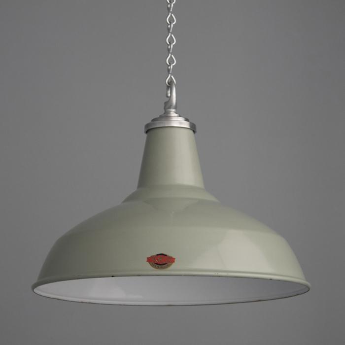 Vintage industrial pendant lighting by thorlux