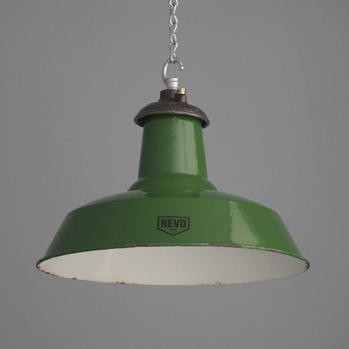 Industrial Pendant Lighting From REVO
