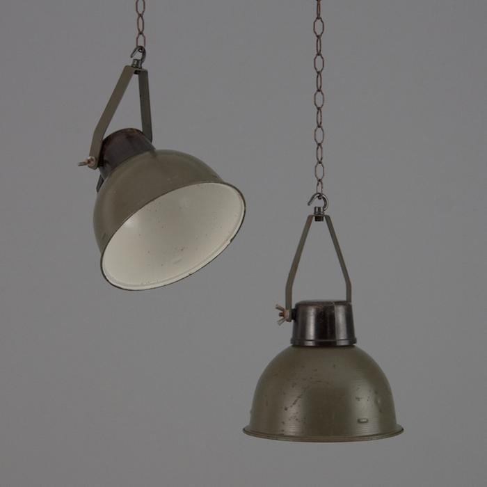 Stadium Lights Light Bulb: Czech Army Field Light Pendants