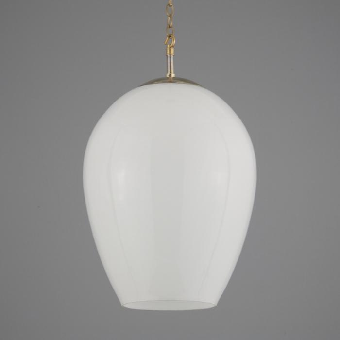Homebase Tulip Ceiling Lights : Vintage s opaline tulip pendant skinflint