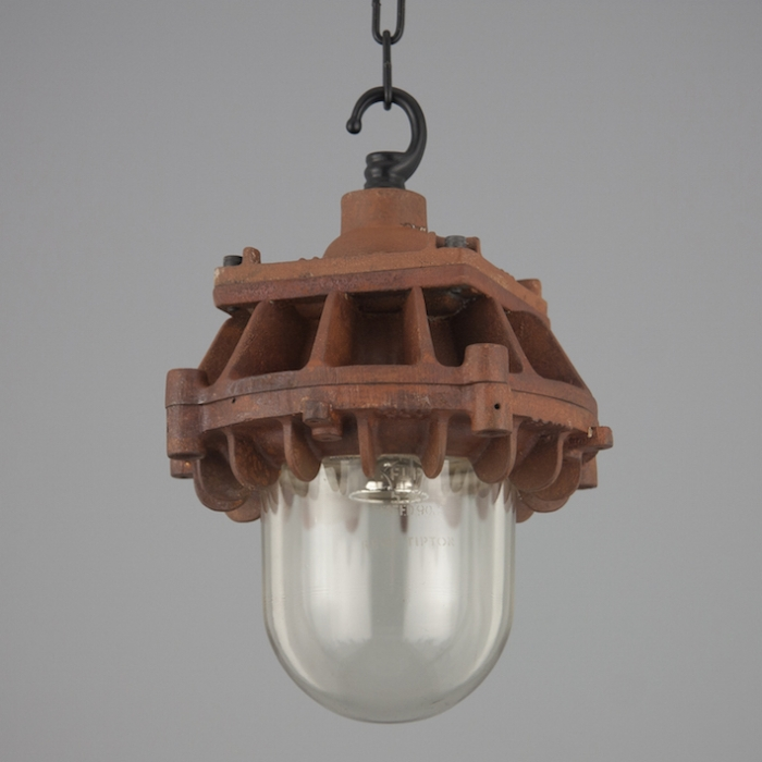 industrial flame proof lights by revo skinflint