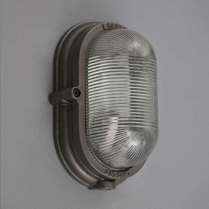 Reclaimed english bulkheads by lacent skinflint 1930s industrial steel bulkhead wall lights by lacent mozeypictures Image collections