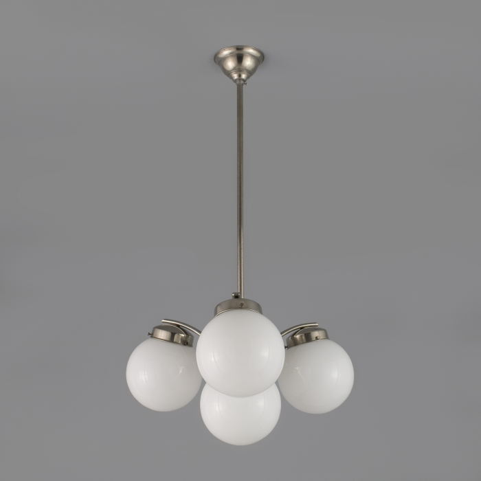 Art deco czech ceiling light