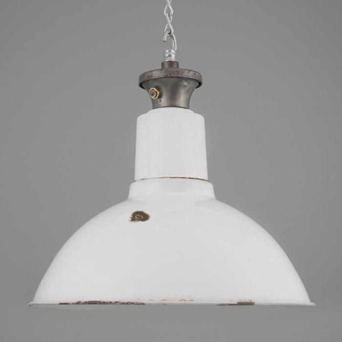 antique industrial pendant lights white. Vintage White Industrial Pendant Light Antique Lights