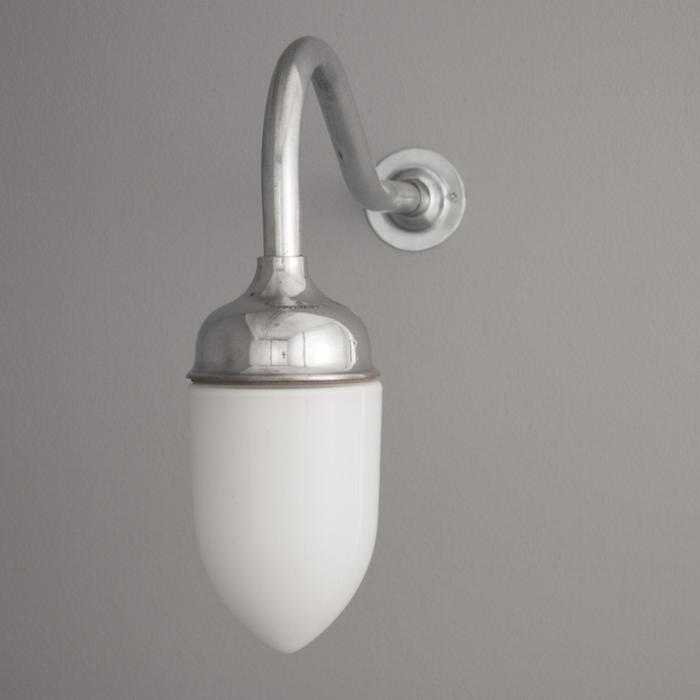 Items Similar To Wall Sconce Lighting: Vintage Swan Neck By Coughtrie (V2)