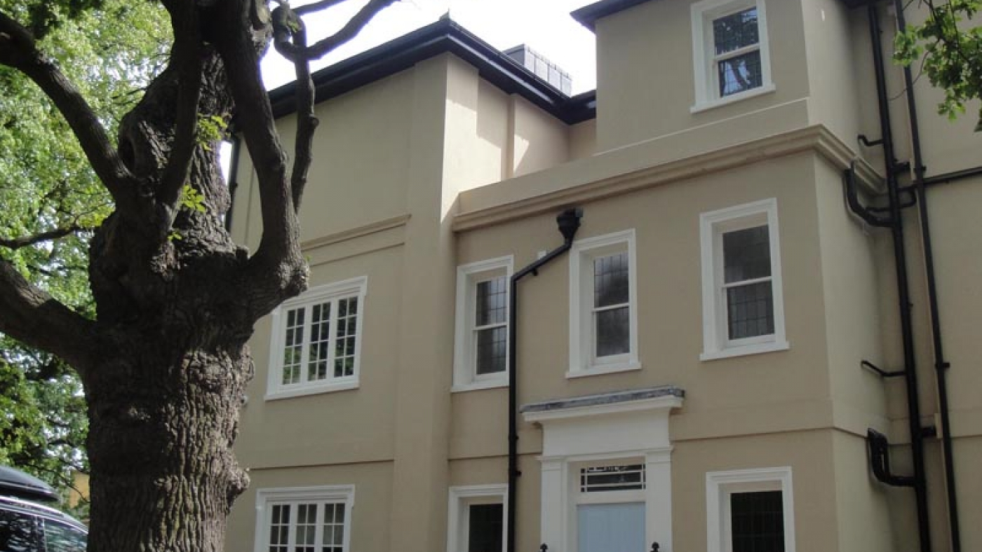 Wimbledon Village London Residential Lighting Skinflint Skinflint