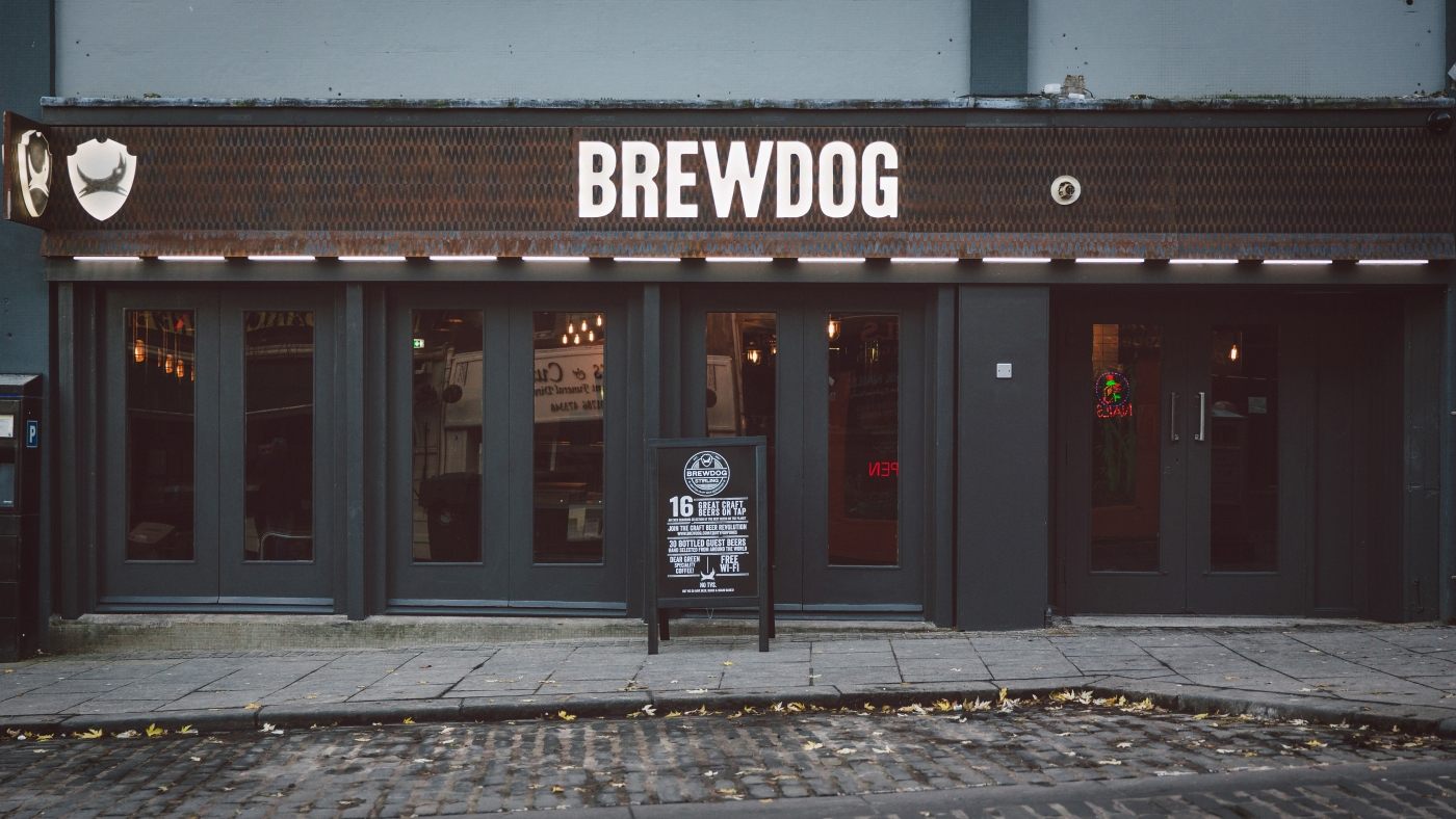 BrewDog, Stirling