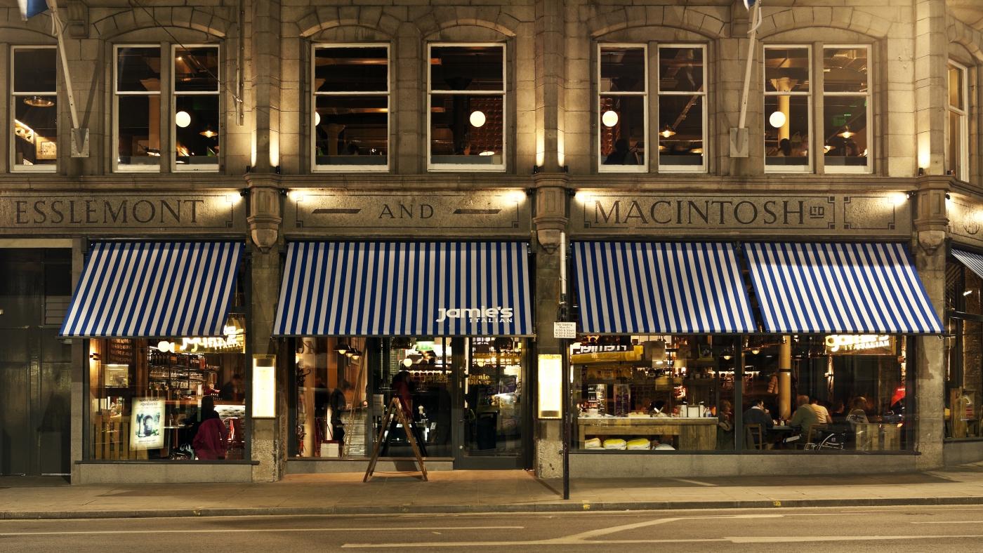 Jamie's Italian, Aberdeen