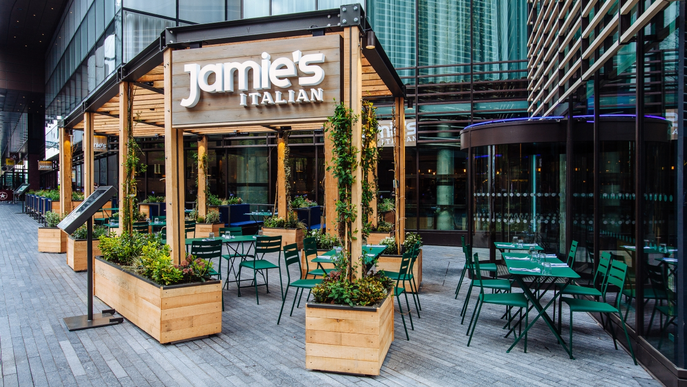 Jamie's Italian, More London