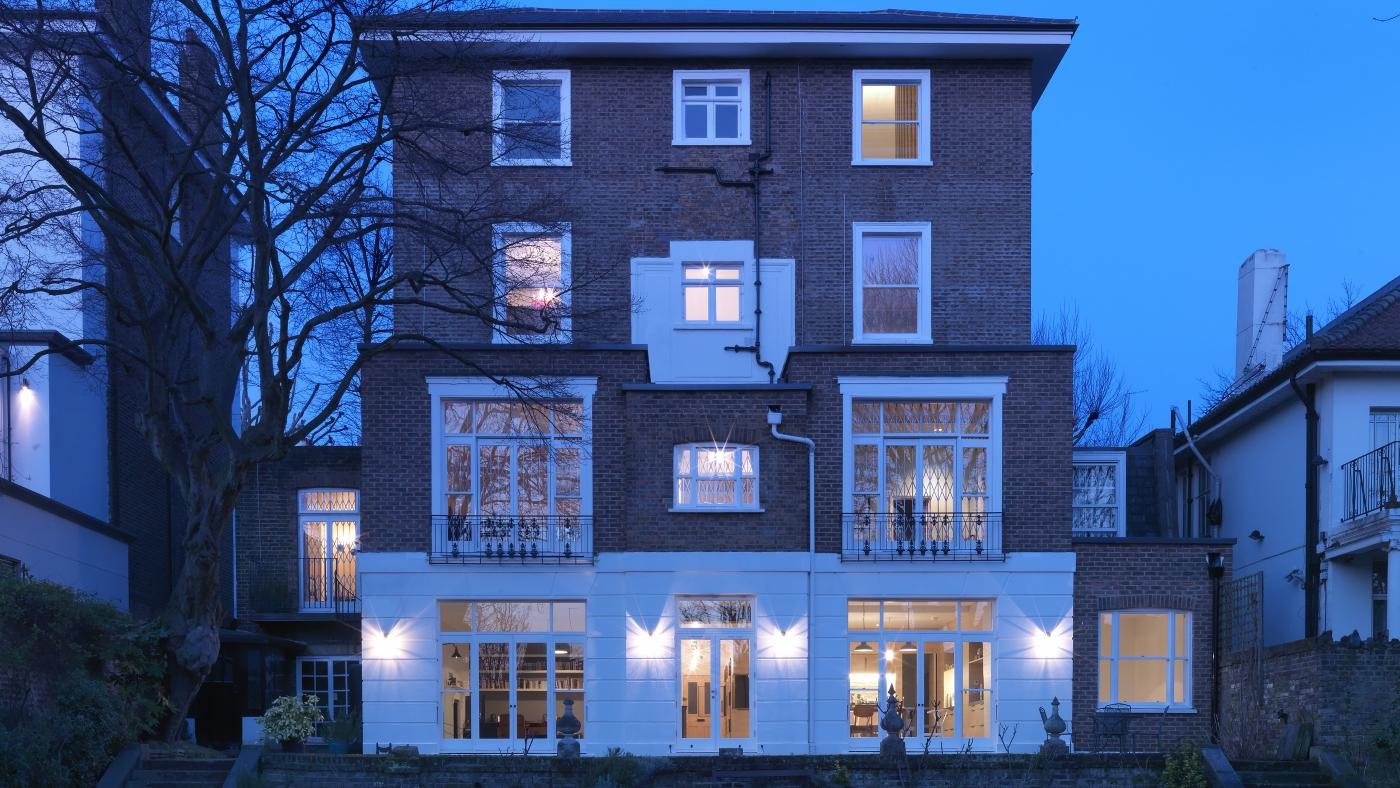 Hamilton Terrace, London
